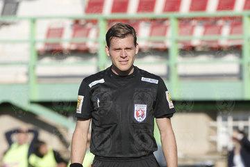Fotbalový rozhodčí Pavel Rejžek. Ilustrační foto. Autor: Jan Tauber.
